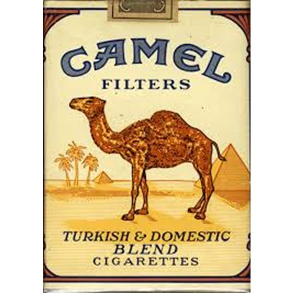 Image result for camel cigarettes